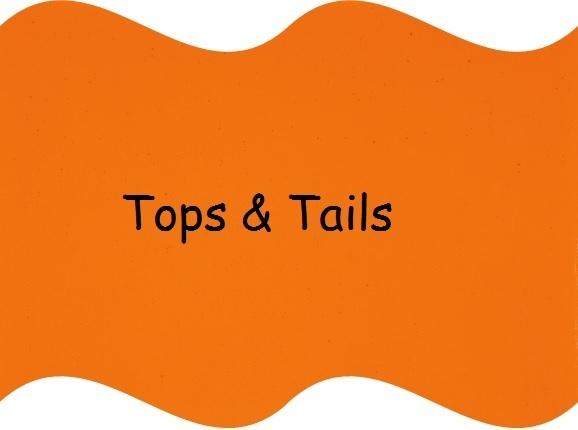 'Tops & Tails' Rolled Edges - Light Orange Striker Transparent (1025) -  Glass Studio Supplies