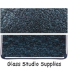 3mm Glass - Aventurine Blue Transparent Irid (1140-31)