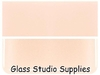 2mm Glass - Light Peach Cream Thin Opal (0034-50)