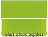 2mm Glass - Thin Spring Green Opal (0126-50)
