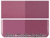 2mm Glass - Thin Deep Plum Transparent (1105-50)