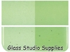 2mm Glass -Thin Light Green  Transparent (1107-50)