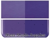 2mm Glass - Thin Deep Royal Purple Transparent (1128-50)