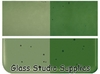 2mm Glass - Thin Olive Green Transparent (1141-50)