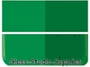 2mm Glass - Thin Kelly Green Transparent (1145-50)