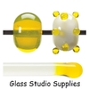 Yellow  Transparent Rod (1120)