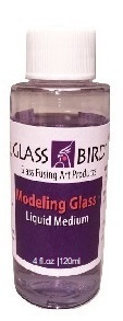 Modeling Glass Liquid Medium Refill Bottle
